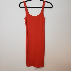 Forever 21 Tank Body Con Dress Size Small